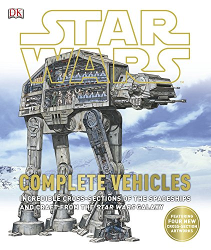 9781409334767: Star Wars Complete Vehicles