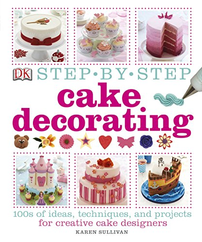 9781409334811: Step-by-Step Cake Decorating