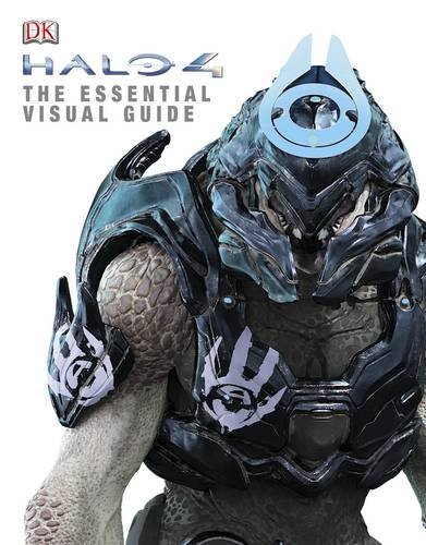 9781409334828: Halo 4 The Essential Visual Guide