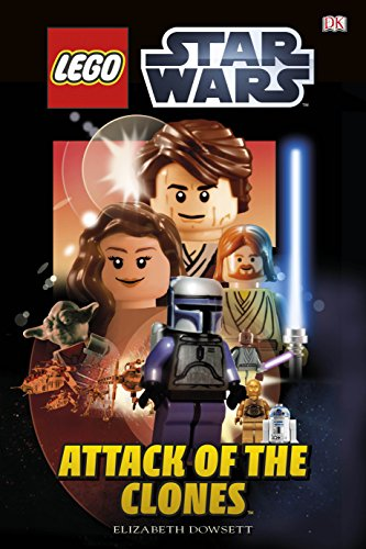9781409334842: Lego Star Wars Attack of the Clones (DK Readers Level 1)
