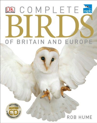 9781409335078: RSPB Complete Birds of Britain and Europe