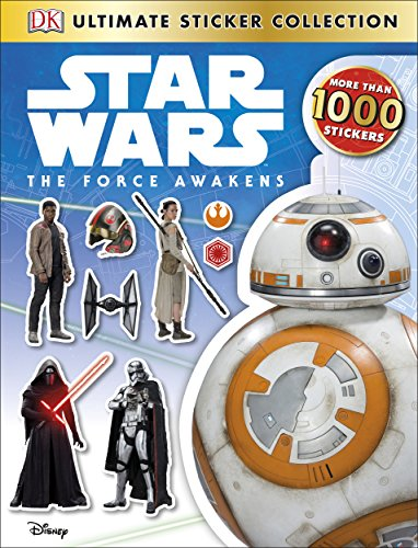 9781409336600: Star Wars: the Force Awakens Ultimate Sticker Collection