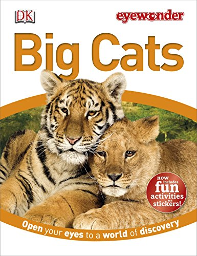 9781409336952: Big Cats (Eye Wonder)
