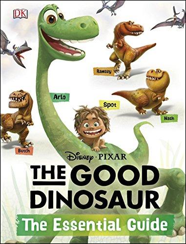 9781409338451: Disney*Pixar the Good Dinosaur: the Essential Guide
