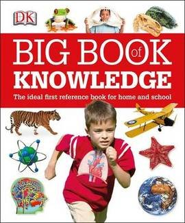 9781409338895: BIG BOOK OF KNOWLEDGE