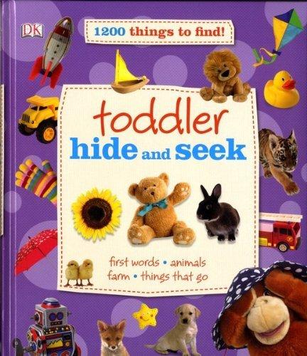 9781409339090: Toddler Hide And Seek (Hardback) RRP £14.99