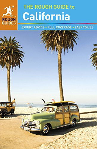 9781409339601: The Rough Guide to California.