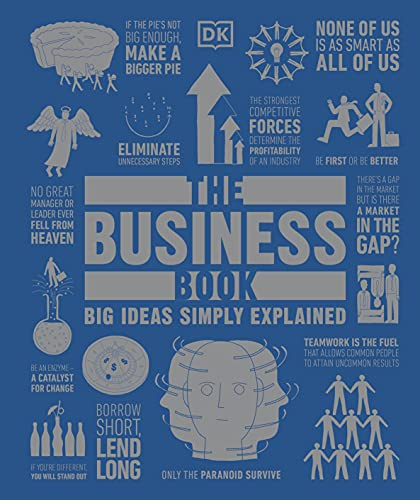 9781409341260: The Business Book: Big Ideas Simply Explained