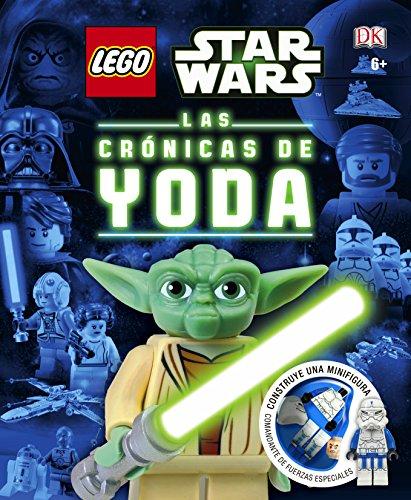 9781409341772: LEGO® STAR WARS Las crónicas de Yoda