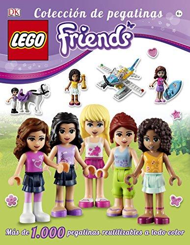9781409341789: Colección de pegatinas LEGO Friends