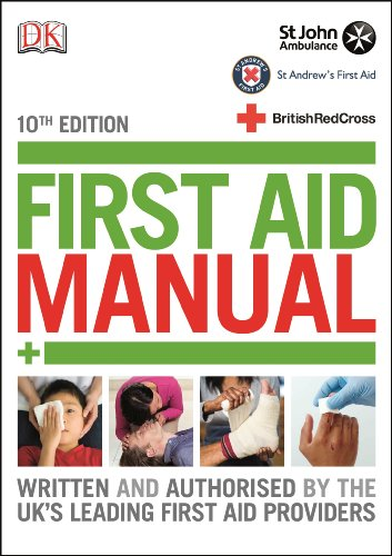 9781409342007: First Aid Manual