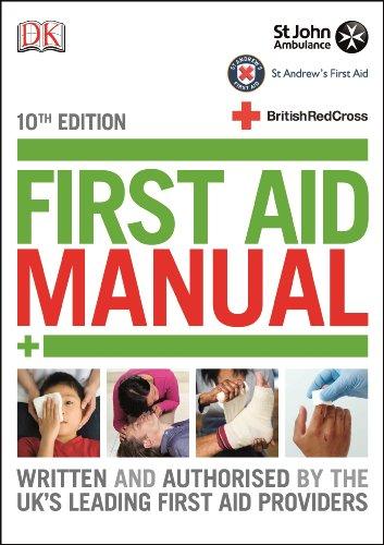 9781409342007: First Aid Manual