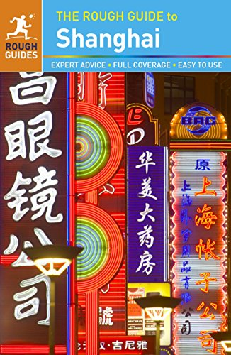 9781409342106: The Rough Guide to Shanghai