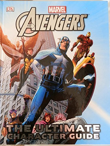 9781409342458: The Avengers The Ultimate Character Guide