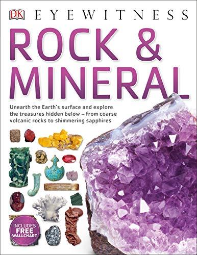 9781409343707: Rock & Mineral (Eyewitness)
