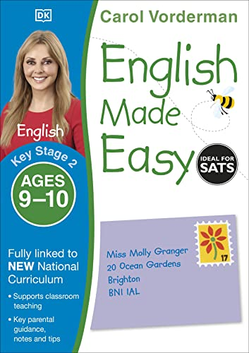 9781409344681: English Made Easy Ages 9-10 Key Stage 2 (Carol Vorderman's English Made Easy)
