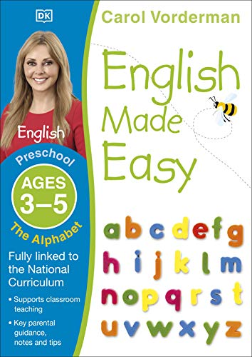9781409344728: The English Made Easy (Carol Vorderman's English Made Easy)