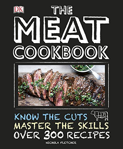 9781409345022: The Meat Cookbook (Dk Cookery & Food)