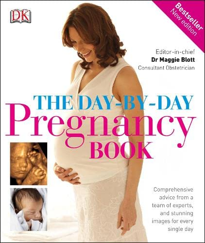 9781409345183: The Day-By-Day Pregnancy Book