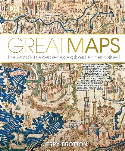 Great Maps: Brotton, Jerry