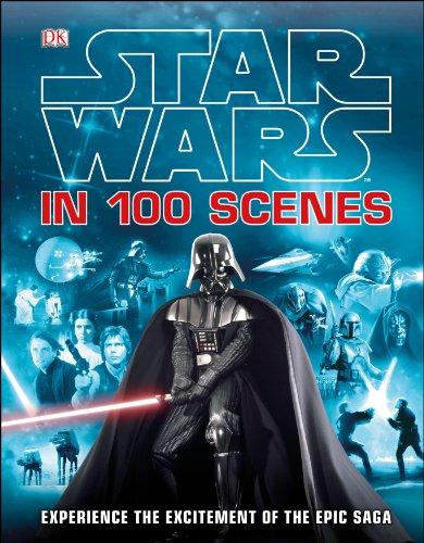 9781409345725: Star Wars in 100 Scenes