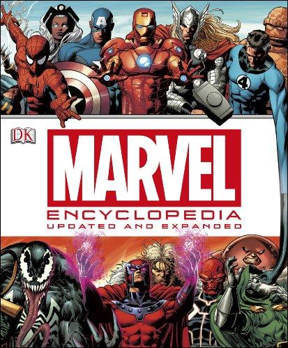 9781409345732: Marvel Encyclopedia