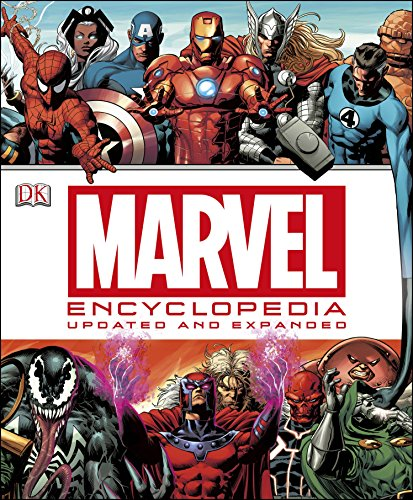 9781409345732: Marvel Encyclopedia - Updated Edition