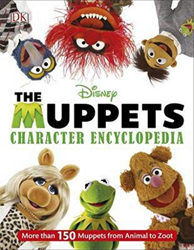 9781409345763: Muppets Character Encyclopedia (Dk)