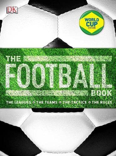 9781409346975: The Football Book