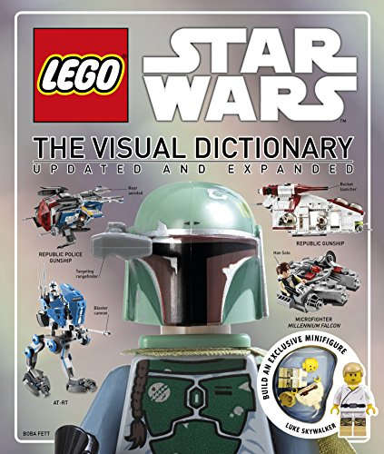 9781409347309: LEGO® Star Wars Visual Dictionary