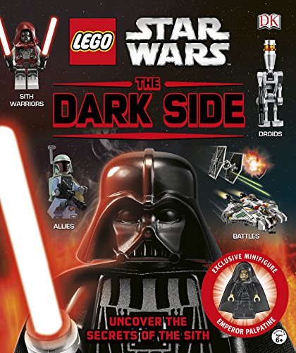 9781409347385: LEGO® Star Wars The Dark Side: With Minifigure