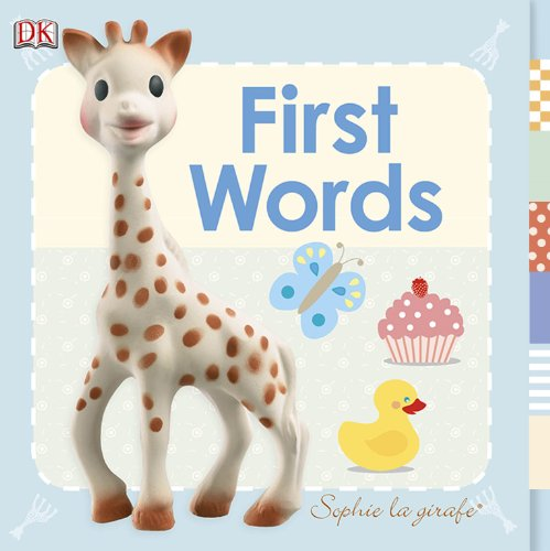 9781409347408: Sophie la girafe First Words