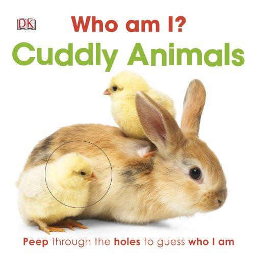 9781409347507: Who am I? Cuddly Animals