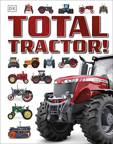 9781409347989: Total Tractor