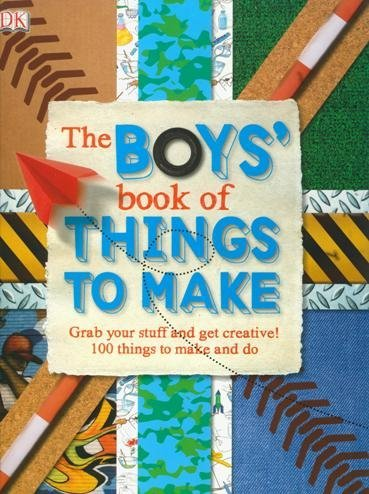 9781409348030: The Boys Book of Things to Make