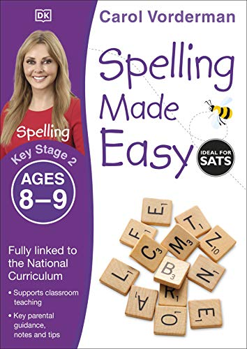 9781409349471: Spelling Made Easy Ages 8-9 Key Stage 2 (Made Easy Workbooks)