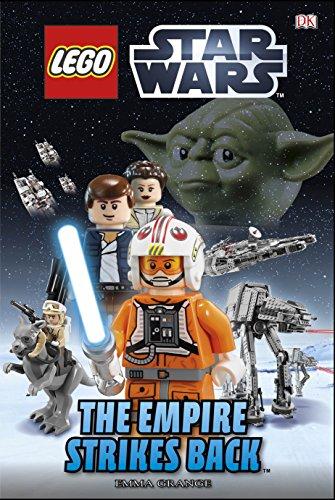 9781409349693: Lego Star Wars Empire Strikes Back (DK Readers: Level 2)