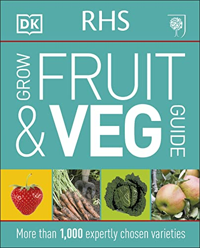 9781409349853: Rhs Grow Fruit and Veg