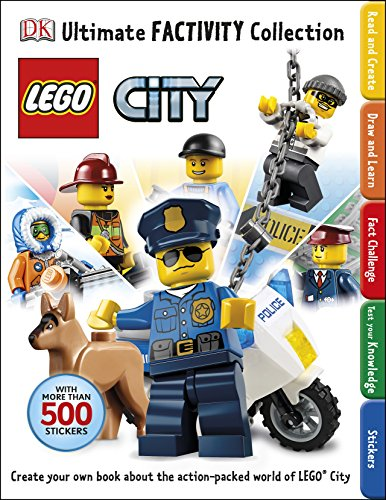 9781409352570: Lego City Ultimate Factivity Collection