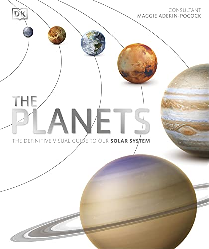 9781409353058: The Planets: The Definitive Visual Guide to Our Solar System (Eyewitness)