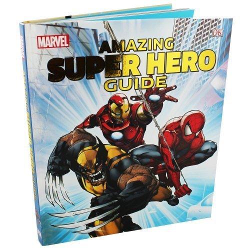 Marvel Amazing Super Hero Guide: Marvel