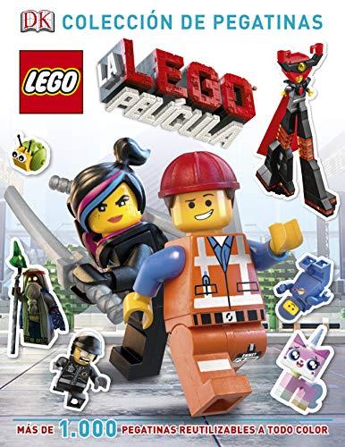 9781409354529: Colección de pegatinas LEGO La Película