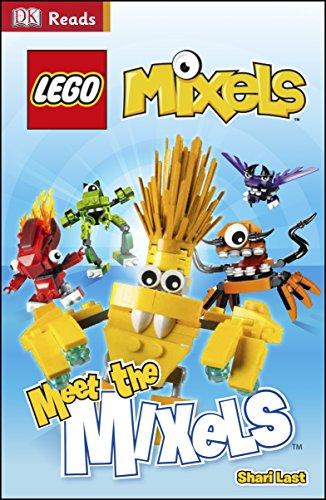 9781409355816: Lego Mixels Meet the Mixels (DK Reads Beginning to Read)