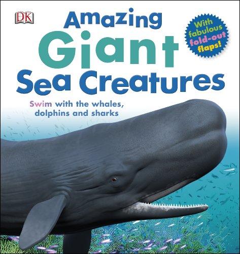 9781409356509: Amazing Giant Sea Creatures (Dk)
