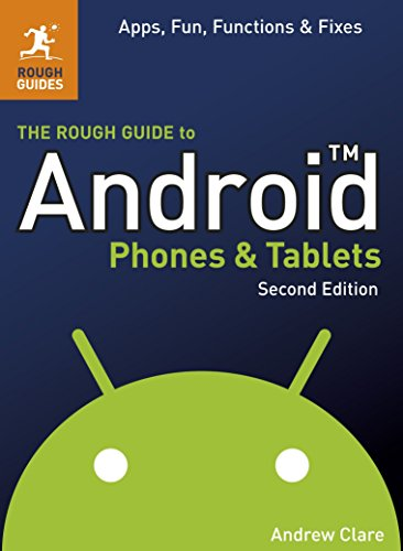 9781409358060: The Rough Guide to Android Phones and Tablets