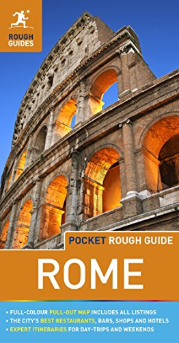 9781409360223: Pocket Rough Guide Rome (Rough Guide Pocket Guides)