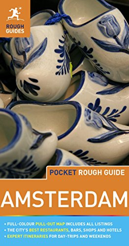 9781409362449: Pocket Rough Guide Amsterdam (Rough Guide Pocket Guides)