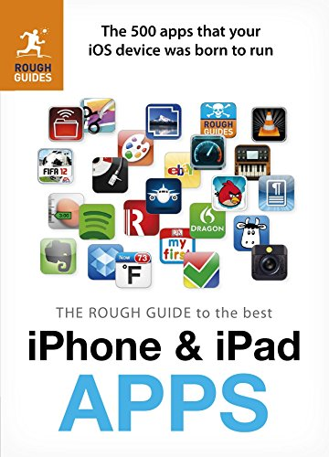 9781409362807: The Rough Guide to the Best iPhone and iPad Apps
