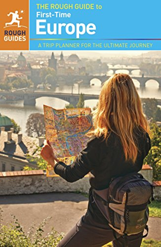 9781409363835: The Rough Guide to First-Time Europe