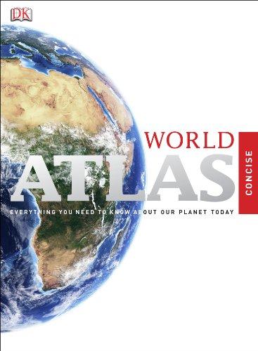9781409364504: Concise World Atlas.